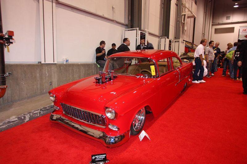 1955 Chevrolet 210  Pro Street - 13112026 - 33