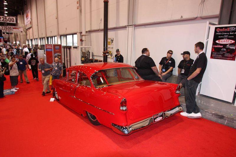 1955 Chevrolet 210  Pro Street - 13112026 - 34