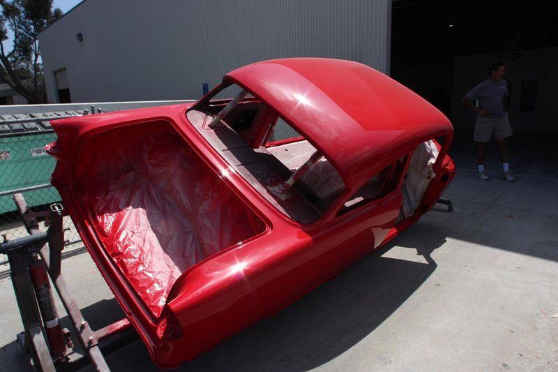 1955 Chevrolet 210  Pro Street - 13112026 - 42
