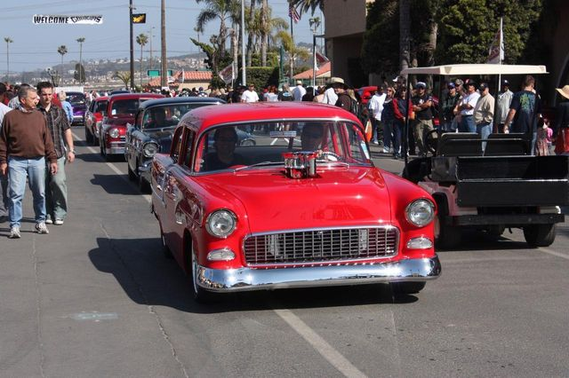 1955 Chevrolet 210  Pro Street - Click to see full-size photo viewer