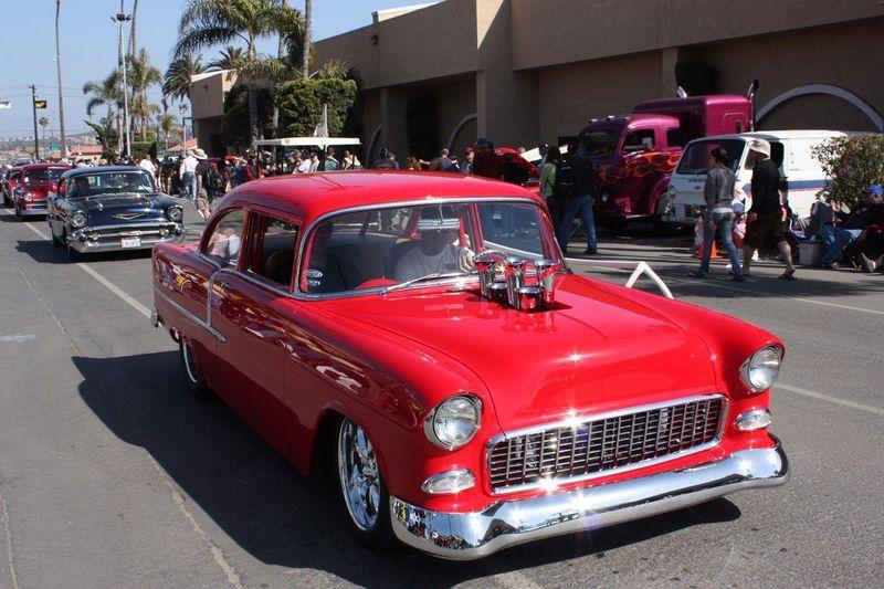 1955 Chevrolet 210  Pro Street - 13112026 - 5