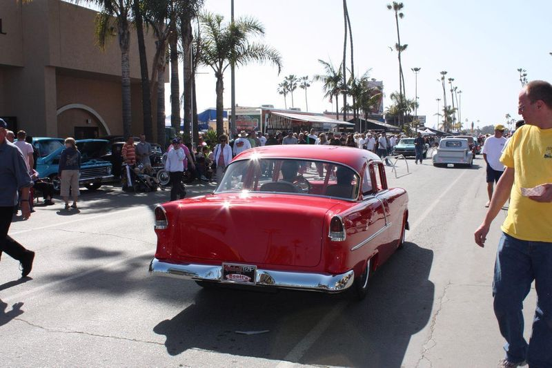 1955 Chevrolet 210  Pro Street - 13112026 - 6
