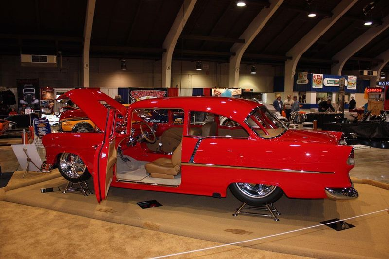 1955 Chevrolet 210  Pro Street - 13112026 - 78