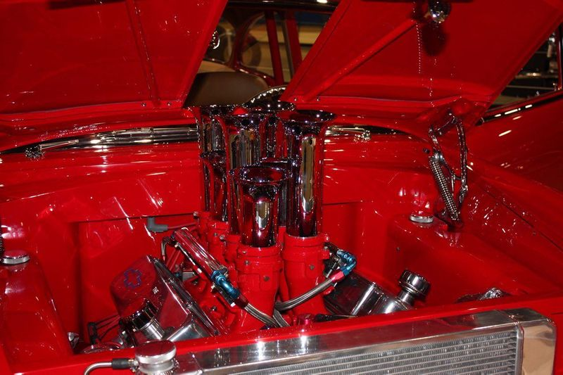 1955 Chevrolet 210  Pro Street - 13112026 - 79