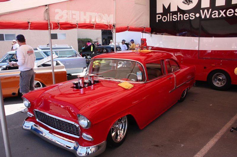 1955 Chevrolet 210  Pro Street - 13112026 - 81