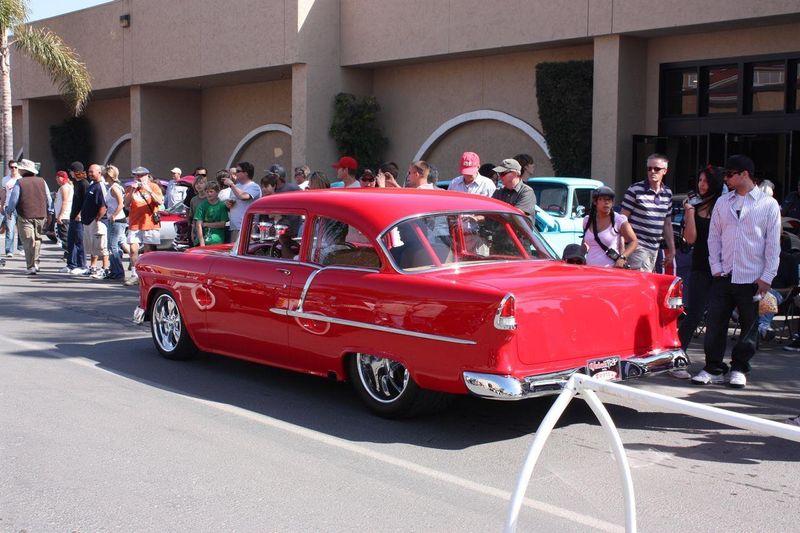 1955 Chevrolet 210  Pro Street - 13112026 - 8