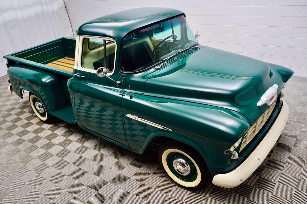 1955 Chevy Truck >> 1955 Used Chevrolet 3200 Pickup At Kip Sheward Motorsports Serving Novi Mi Iid 18927494