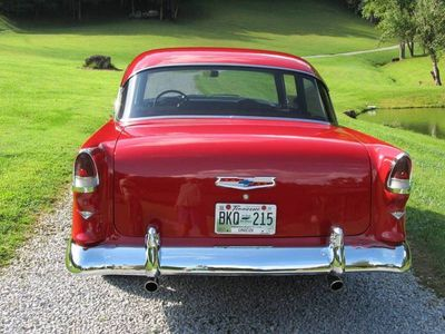 1955 Chevrolet Bel Air  - Click to see full-size photo viewer
