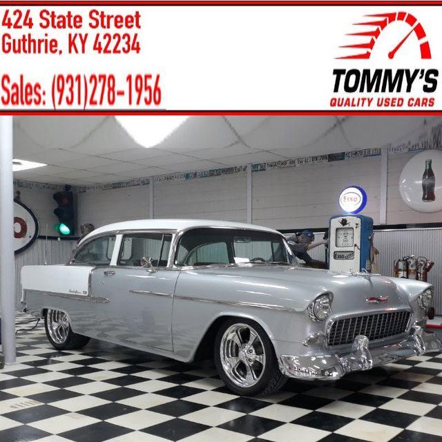 1955 Chevrolet Bel Air 2d Coupe For Sale Guthrie Ky 55 000 Motorcar Com