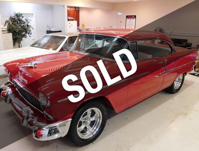 1955 Chevrolet Bel Air For Sale Coupe For Sale Riverhead Ny 85 995 Motorcar Com