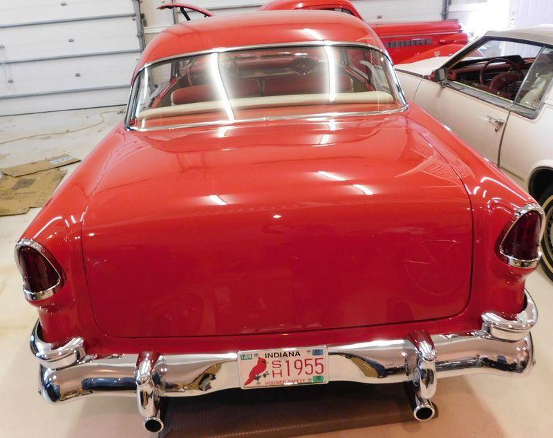 1955 Chevrolet Bel Air For Sale - 16523723 - 9
