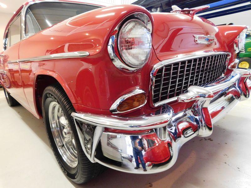 1955 Chevrolet Bel Air For Sale - 16523723 - 11
