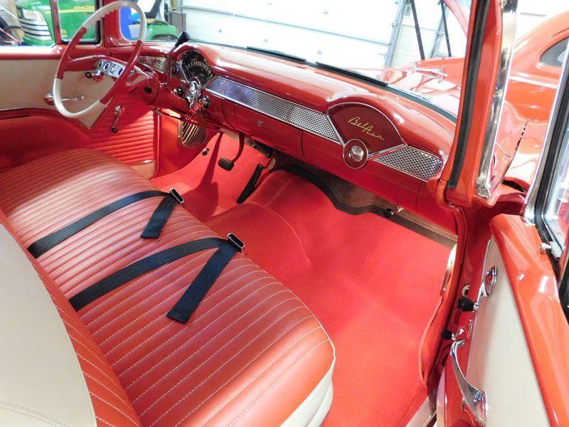 1955 Chevrolet Bel Air For Sale - 16523723 - 18