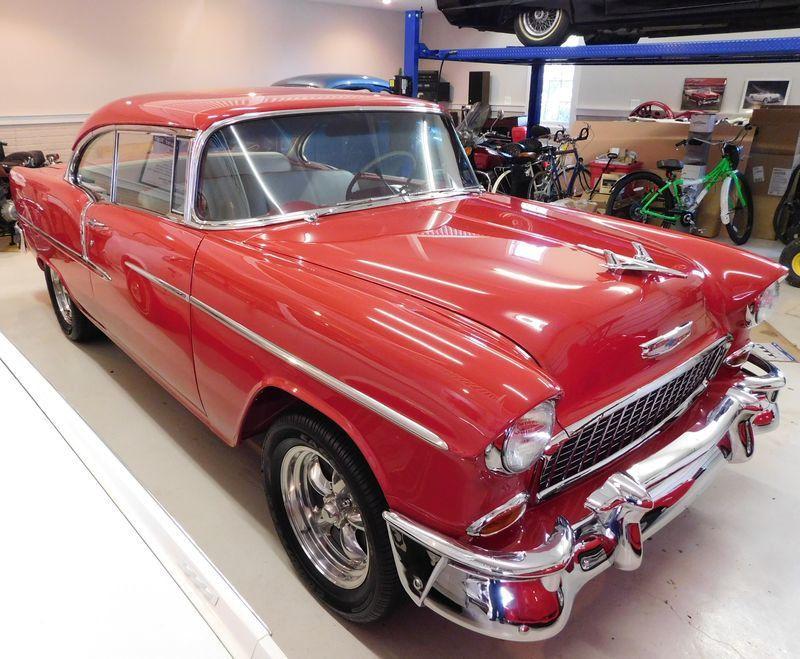 1955 Chevrolet Bel Air For Sale - 16523723 - 2
