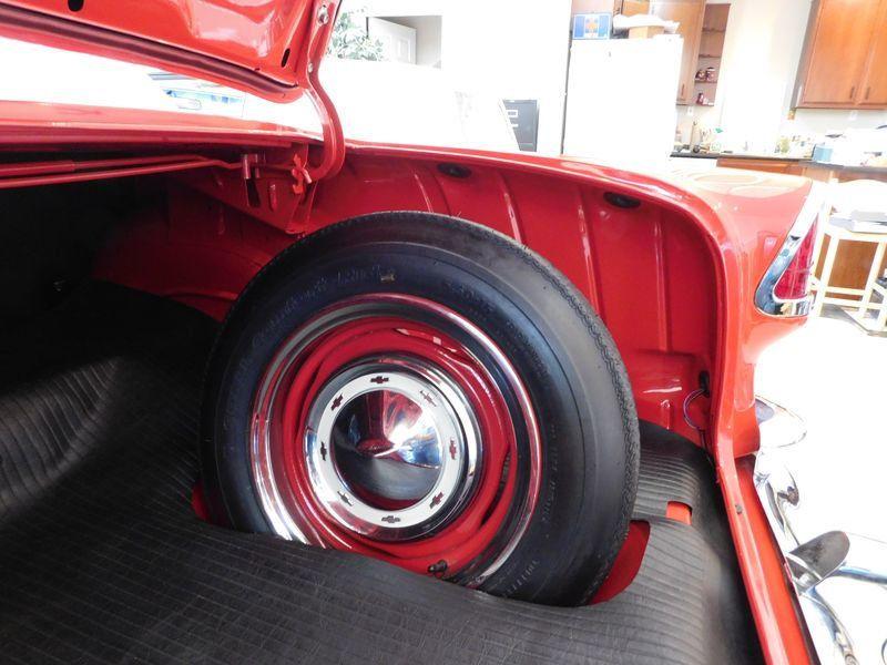 1955 Chevrolet Bel Air For Sale - 16523723 - 49