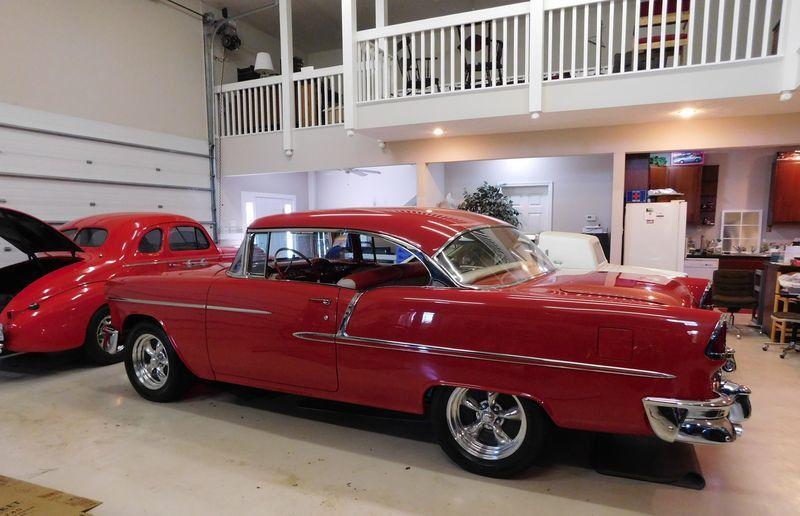 1955 Chevrolet Bel Air For Sale - 16523723 - 5