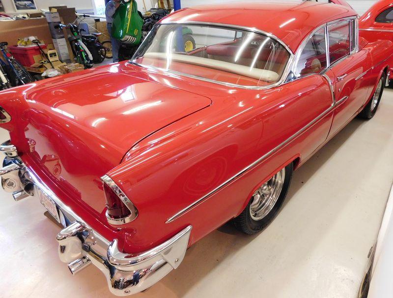1955 Chevrolet Bel Air For Sale - 16523723 - 8