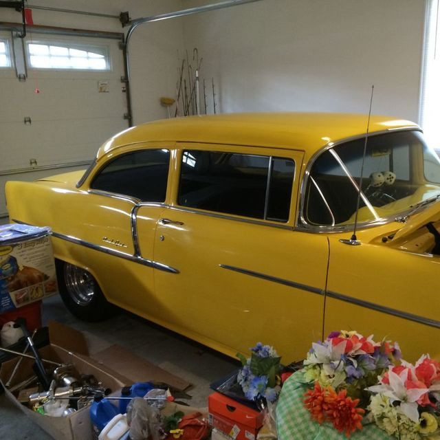 1955 Used Chevrolet Bel Air For Sale At Webe Autos Serving Long Island Ny Iid 18858311