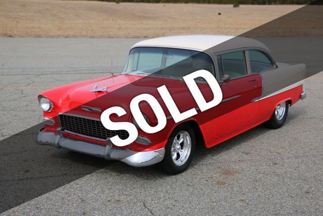 1955 Chevrolet Bel Air Post Coupe For Sale Riverhead Ny 59 995 Motorcar Com