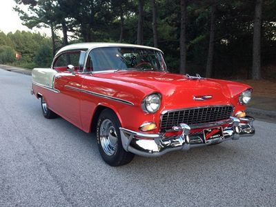 1955 Chevrolet Bel Air SOLD - Click to see full-size photo viewer