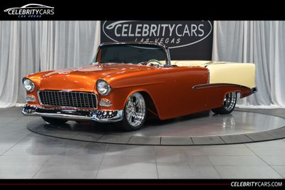 1955 Chevrolet Bel-Air Custom Mod Convertible
