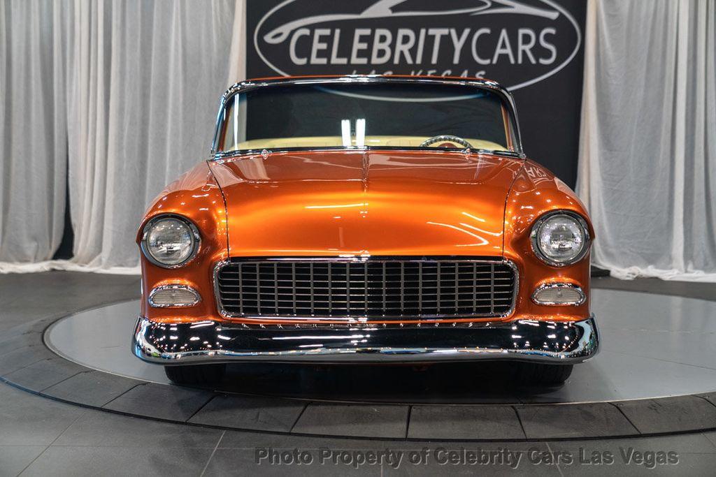 1955 Chevrolet Bel-Air Custom Mod - 10502332 - 13