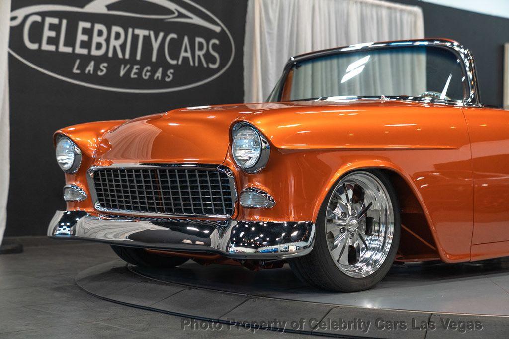1955 Chevrolet Bel-Air Custom Mod - 10502332 - 17