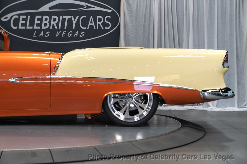 1955 Chevrolet Bel-Air Custom Mod - Click to see full-size photo viewer