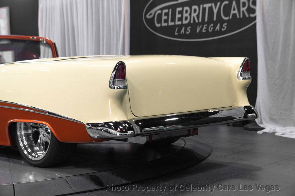 1955 Chevrolet Bel-Air Custom Mod - 10502332 - 24