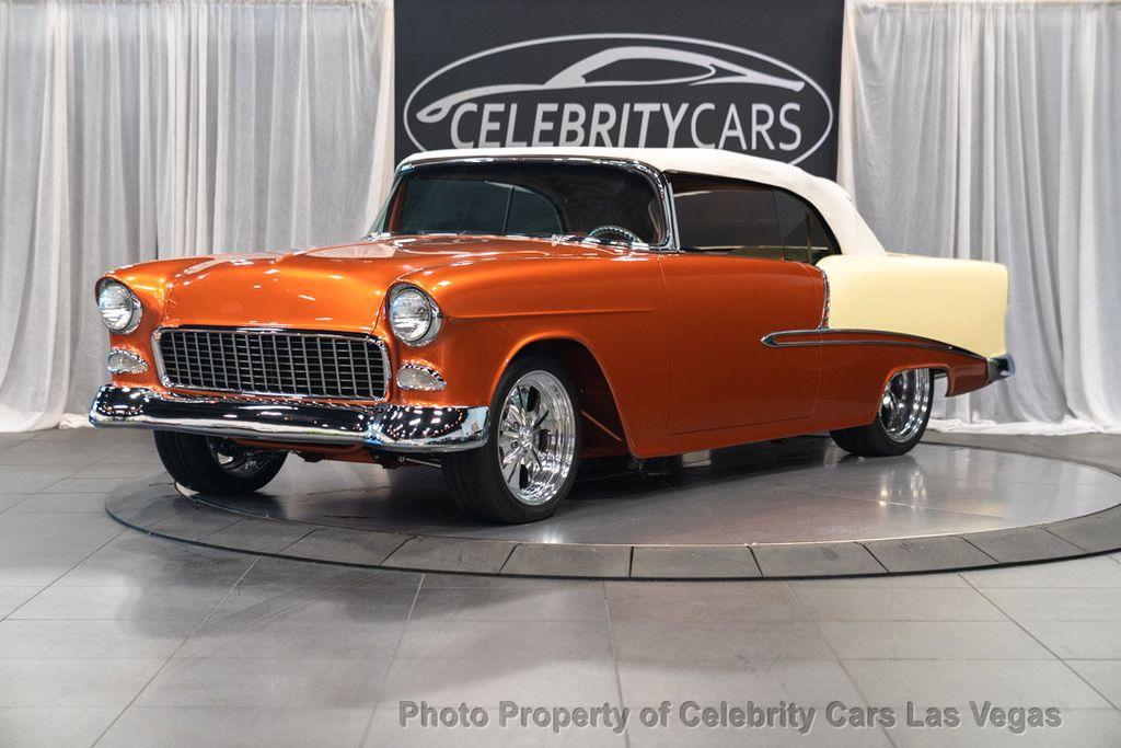 1955 Chevrolet Bel-Air Custom Mod - 10502332 - 2