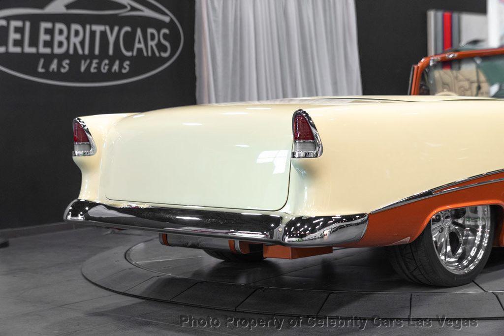 1955 Chevrolet Bel-Air Custom Mod - 10502332 - 29