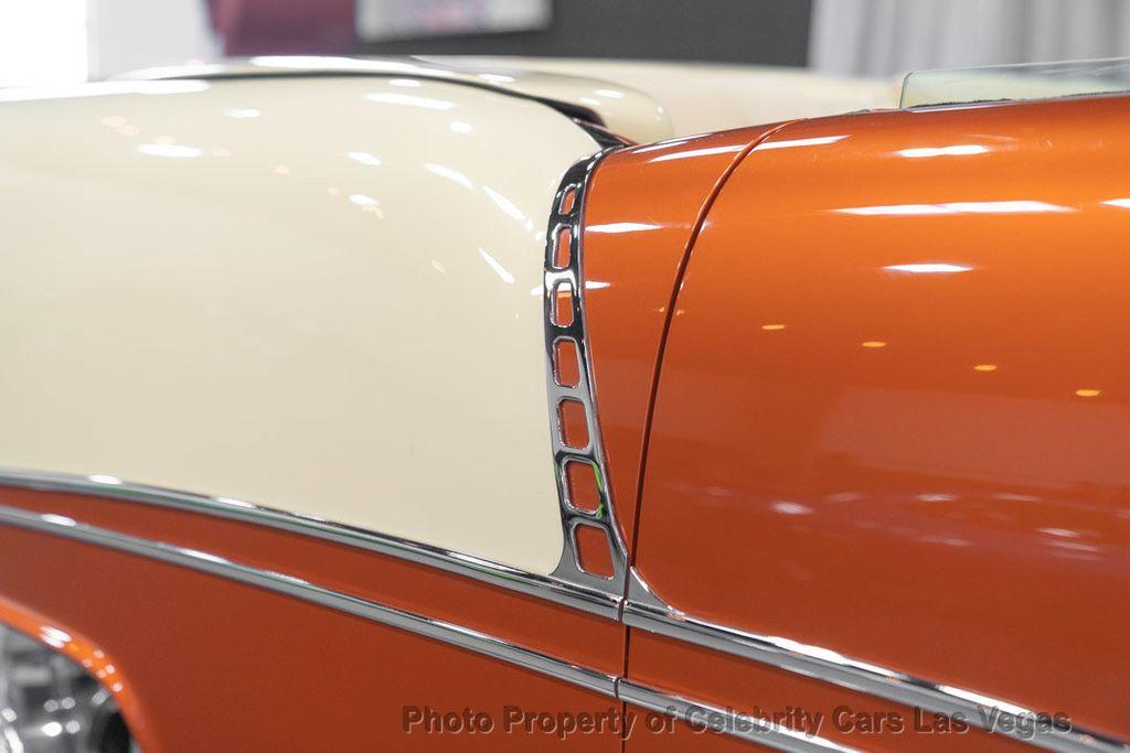 1955 Chevrolet Bel-Air Custom Mod - 10502332 - 33
