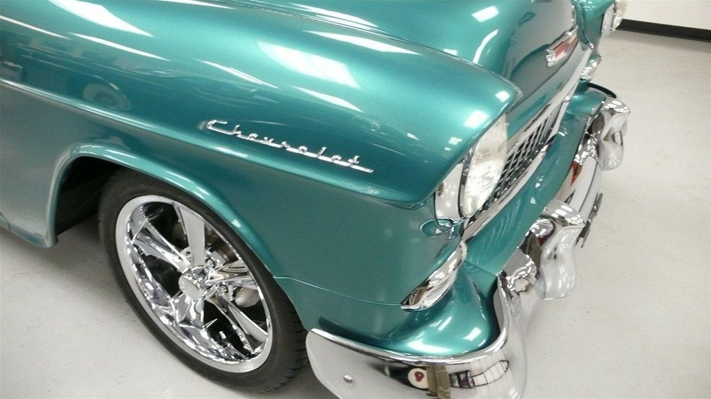 1955 Chevrolet SEDAN DELIVERY RESTORED - 11797141 - 23