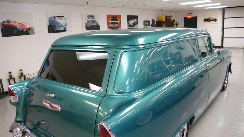 1955 Chevrolet SEDAN DELIVERY RESTORED - 11797141 - 40