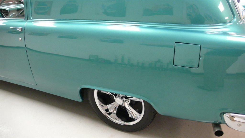 1955 Chevrolet SEDAN DELIVERY RESTORED - 11797141 - 58