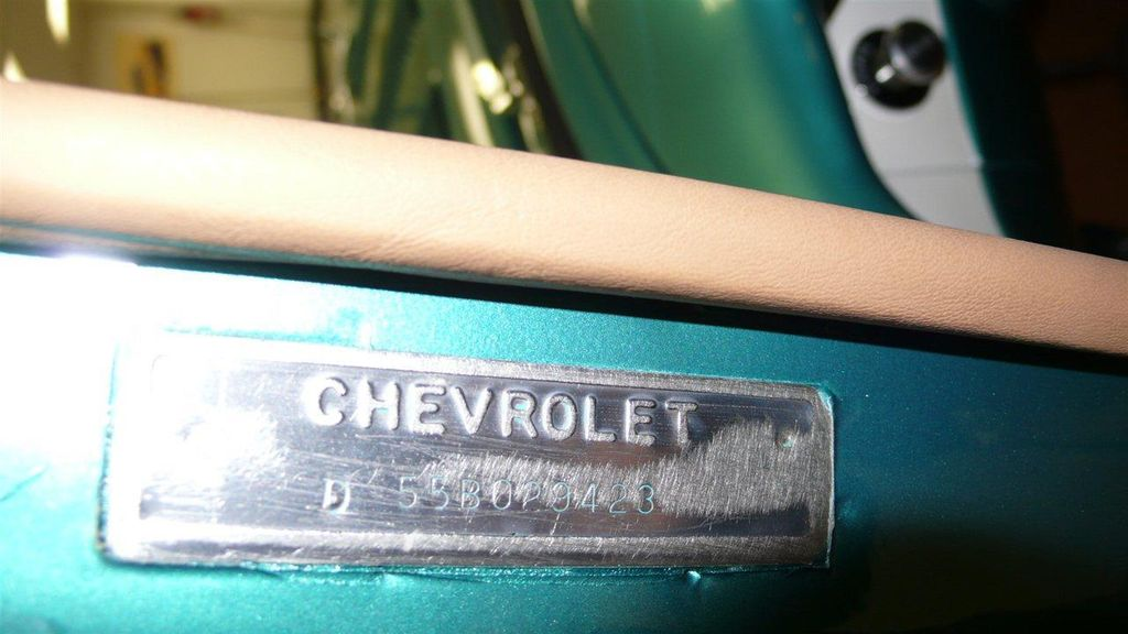 1955 Chevrolet SEDAN DELIVERY RESTORED - 11797141 - 97