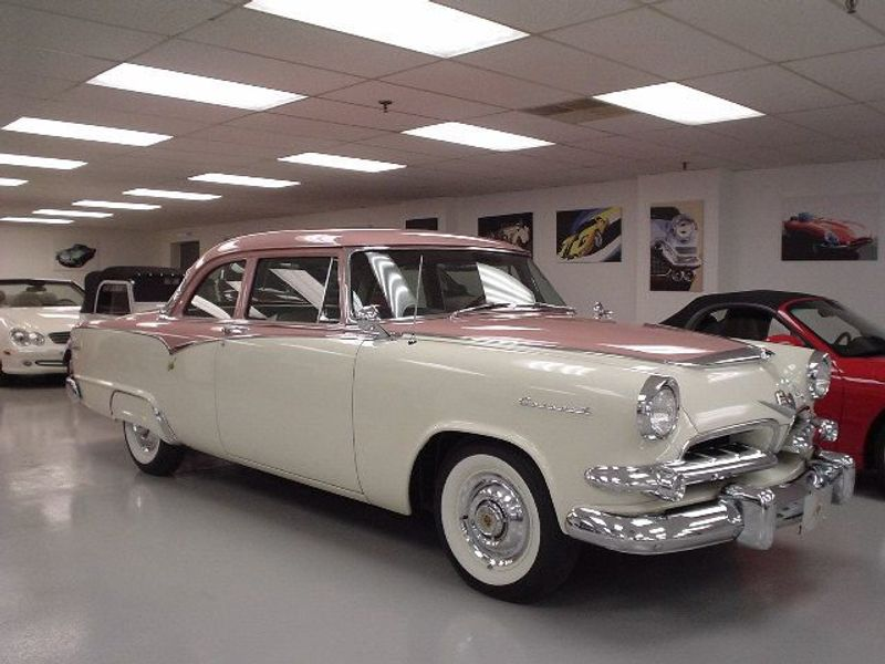 1955 Dodge CORONET -CLUB COUPE - 2669830 - 0