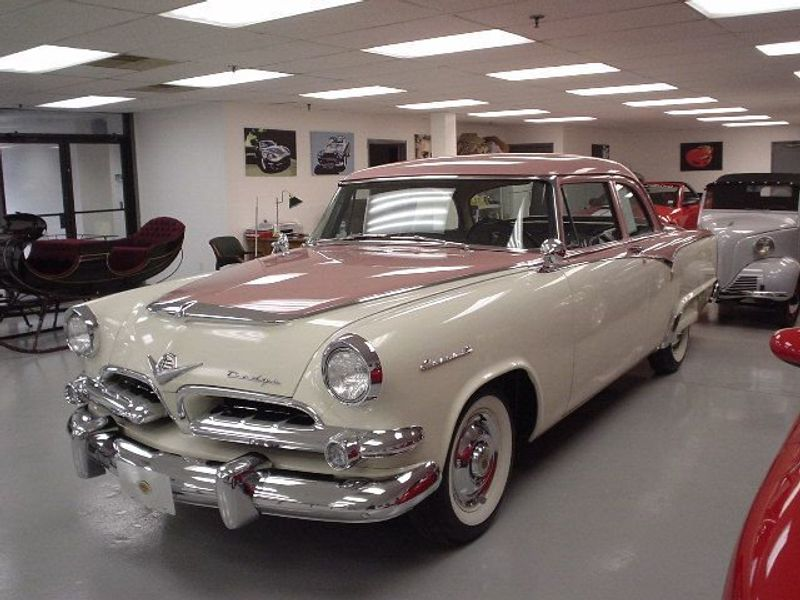 1955 Dodge CORONET -CLUB COUPE - 2669830 - 3