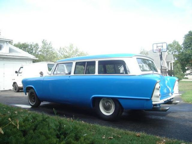 1955 Used Dodge Coronet Suburban Station Wagon For Sale At