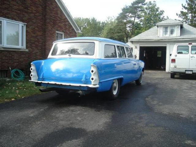 1955 Dodge Coronet Suburban Station Wagon For Sale - 16060490 - 2