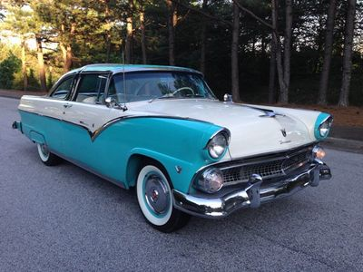 1955 Ford Crown Victoria Crown Victoria Coupe