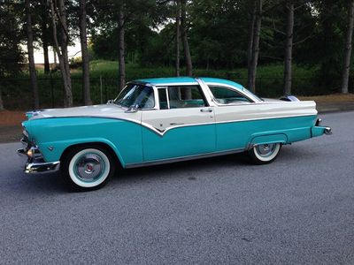 1955 Ford Crown Victoria Crown Victoria - Click to see full-size photo viewer