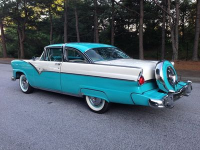1955 Ford Fairlane Crown Victoria - Click to see full-size photo viewer