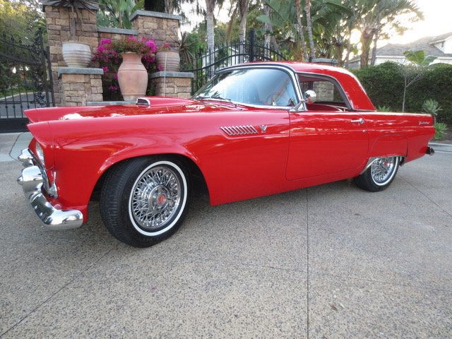 1955 Used Ford Thunderbird Convertible
