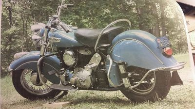 1955 Indian Chief