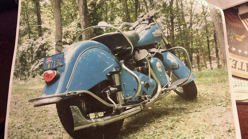 1955 Indian Chief  - 14919278 - 2