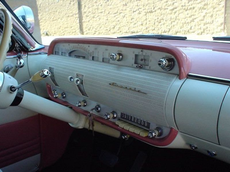 1955 Used Lincoln CAPRI at Find Great Cars Serving RAMSEY, NJ, IID ...