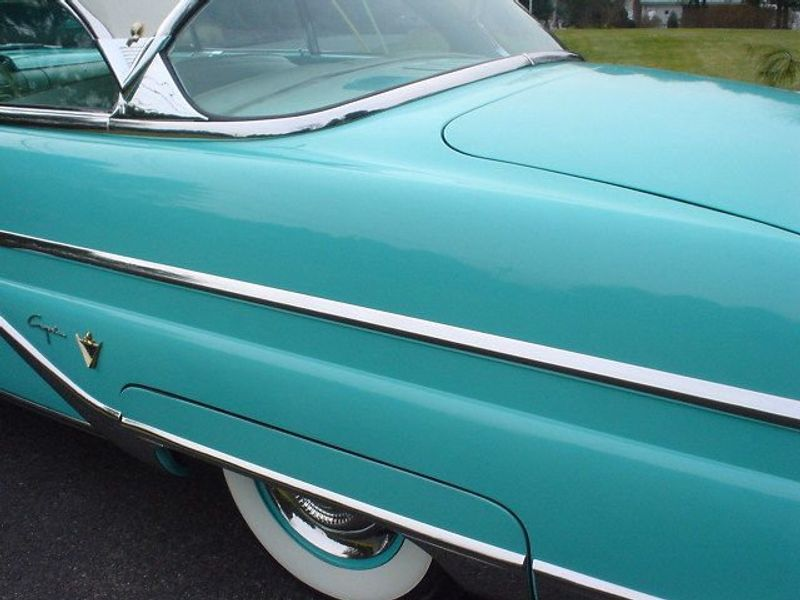 1955 LINCOLN CAPRI  HT CAPRI HT CP HARD TOP 2DR Not Specified - 55WA16058H - 29