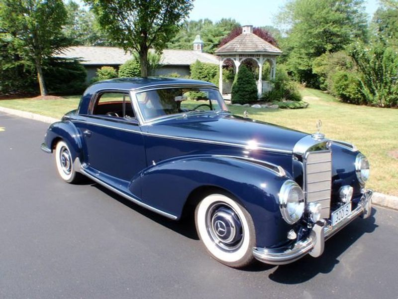 1955 used mercedes benz 300s grand touring at find great for Mercedes benz 300 s