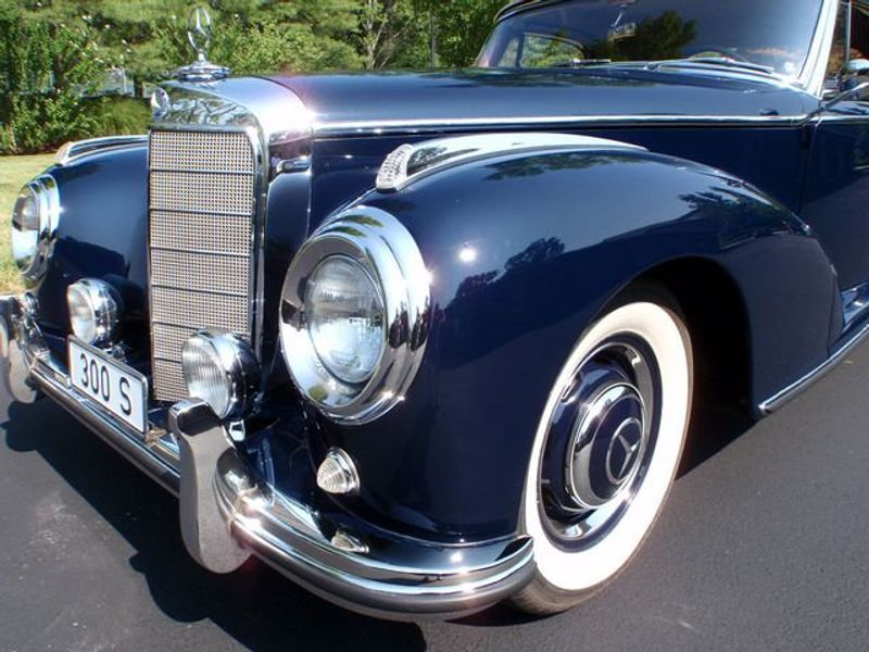 1955 Mercedes-Benz 300S GRAND TOURING - 5832905 - 12